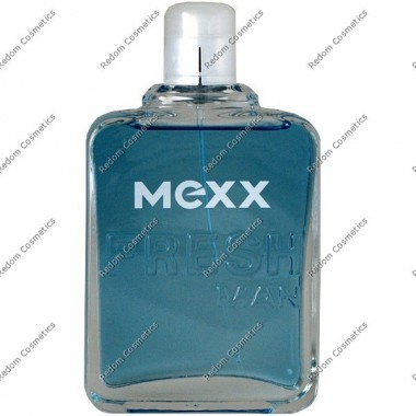 Mexx fresh men woda toaletowa 75 ml spray bez opakowania