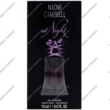 Naomi campbell at night woda toaletowa 15 ml spray