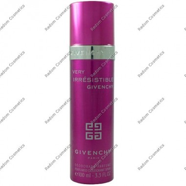 Givenchy very irresistible dezodorant 100 ml atomizer