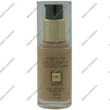 Max factor facefinity all day flawless 3 w 1 podkŁad nr 60 sand 30 ml