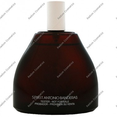 Antonio banderas spirit men woda toaletowa 100 ml spray bez opakowania