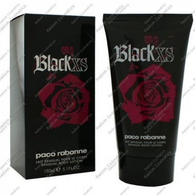 Paco rabanne black xs for femme balsam do ciaÂŁa 150 ml