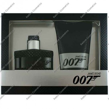 James bond 007 woda toaletowa 50 ml spray + Żel pod prysznic 150 ml