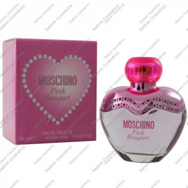 Moschino pink bouquet woda toaletowa 30 ml spray