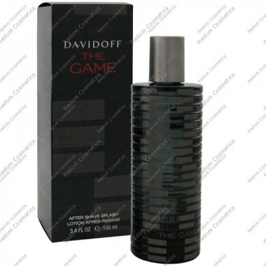 Davidoff the game woda po goleniu 100ml