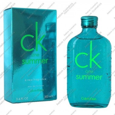 Calvin klein ck one summer 2013 woda toaletowa 100 ml spray