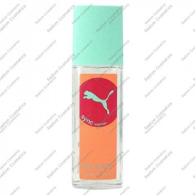 Puma sync women dezodorant 75 ml atomizer