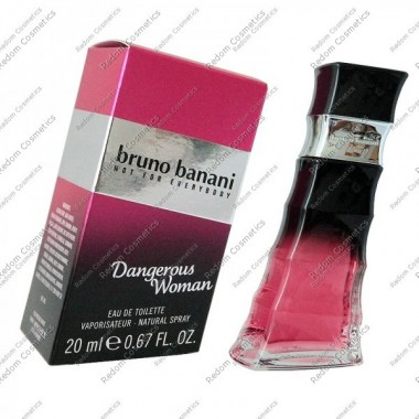 Bruno banani dangerous women woda toaletowa 20 ml spray