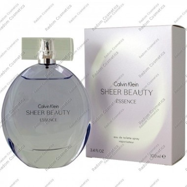Calvin klein sheer beauty essence woda toaletowa 100 ml spray