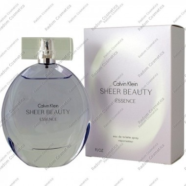 Calvin klein sheer beauty essence woda toaletowa 50 ml spray