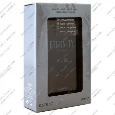 Calvin klein eternity aqua men woda toaletowa 20 ml spray
