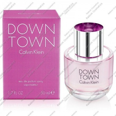 Calvin klein downtown woda perfumowana 50ml spray