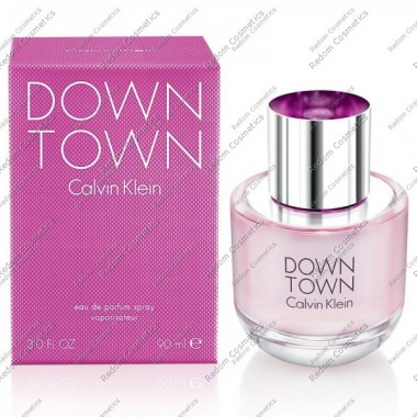 Calvin klein downtown woda perfumowana 90ml spray