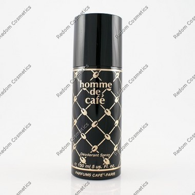 Cafe homme de cafe dezodorant 150 ml spray