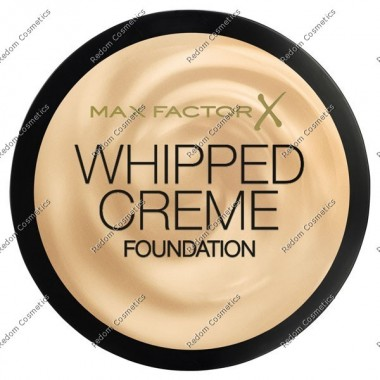 Max factor whipped creme nr 45 warm almond