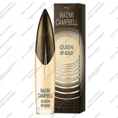Naomi campbell quenn of gold women woda toaletowa 50 ml spray