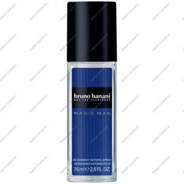 Bruno banani magic men dezodorant 75 ml atomizer