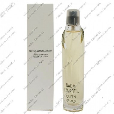 Naomi campbell quenn of gold women woda toaletowa 50 ml spray bez opakowania
