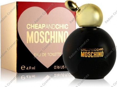 Moschino cheap & chic woda toaletowa 4,9ml mini