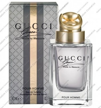Gucci made to measure pour homme woda toaletowa 90 ml spray