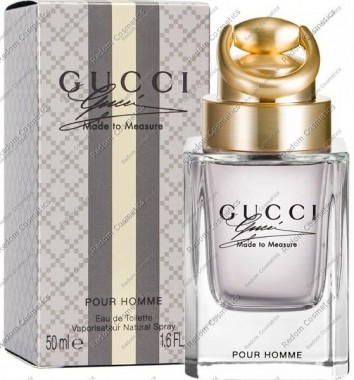 Gucci made to measure pour homme woda toaletowa 50 ml spray