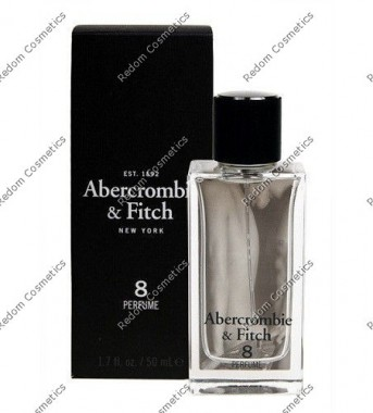 Abercrombie & fitch no.8 woda perfumowana 50 ml spray