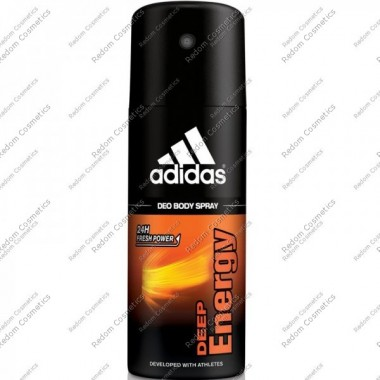 Adidas deep energy  fresh power men dezodorant  150 ml spray