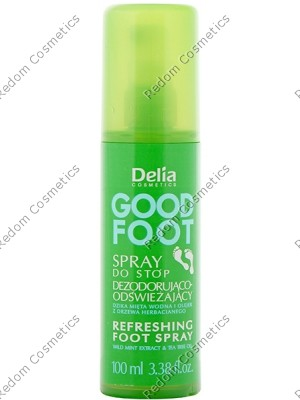 Delia good foot spray do stÓp 100ml
