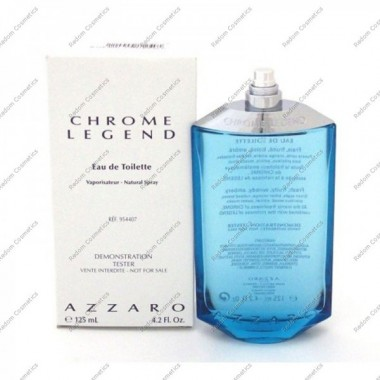Azzaro chrome legend woda toaletowa 125 ml spray bez opakowania