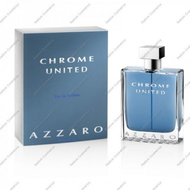 Azzaro chrome united woda toaletowa 100 ml spray
