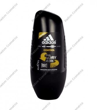 Adidas control dezodorant roll-on 50 ml