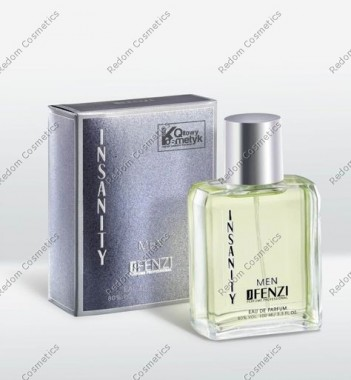 Jfenzi insanity men woda perfumowana 100ml