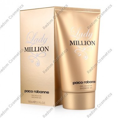 Paco rabanne lady million ÂŻel do kÂĄpieli 150 ml