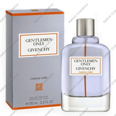 Givenchy gentlemen only casual chic woda toaletowa 100 ml spray