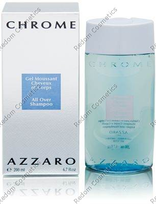 Azzaro chrome Żel pod prysznic 200 ml