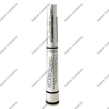 Loreal tusz telescopic clean definition 8 ml