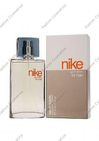 Nike up or down mĘska woda toaletowa 75ml