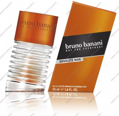 Bruno banani absolute man woda toaletowa 50 ml spray
