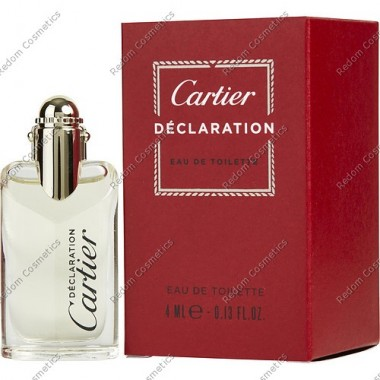 Cartier declaration woda toaletowa 4 ml miniature