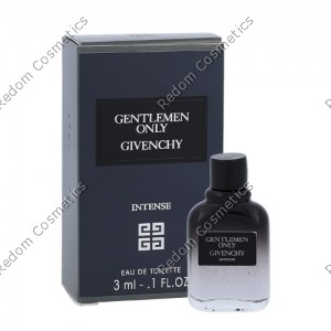 Givenchy gentlemen only intense woda toaletowa 3 ml miniature