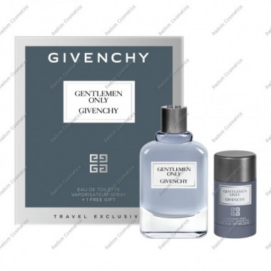 Givenchy gentelmen only woda toaletowa 100 ml spray + sztyft 75g