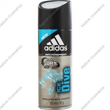 Adidas ice dive men anti-perspirant 150 ml