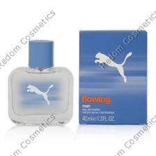 Puma flowing men woda toaletowa 40 ml spray