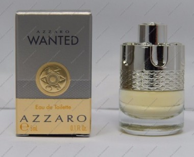 Azzaro wanted mÊska woda toaletowa 5 ml