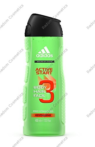 Adidas active start Żel pod prysznic 400ml