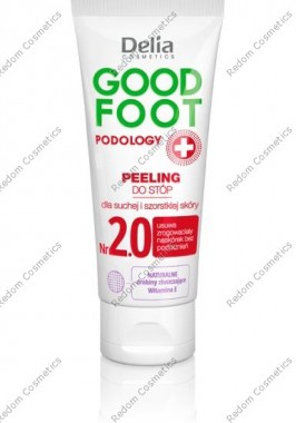 Delia good foot peeling do stÓp 60ml