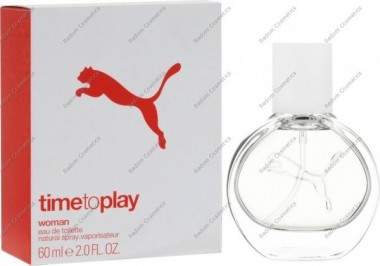 Puma time to play damska woda toaletowa 60ml.