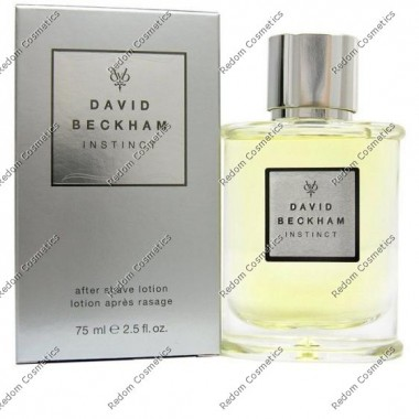 David beckham instinct men woda po goleniu 75 ml