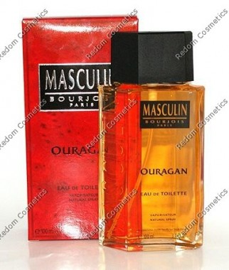 Bourjois masculin ouragan woda toaletowa 100 ml spray