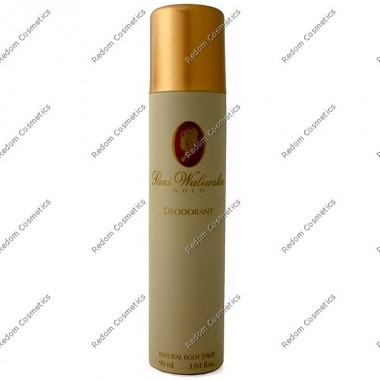 Pani walewska gold dezodorant 90 ml spray